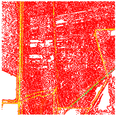 LIDAR Data with WMS 11.0