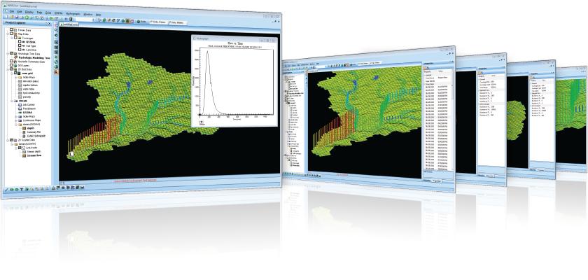 友環公司-Aquaveo GMS 地下水模擬系統軟體水利軟體