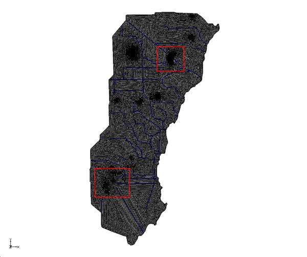 Voronoi Grid