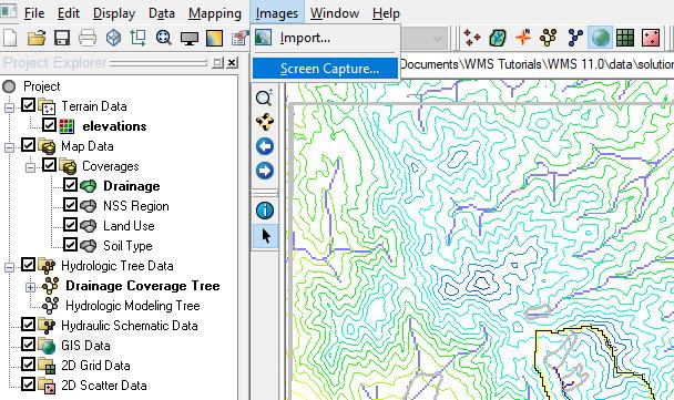 Screen Capture command